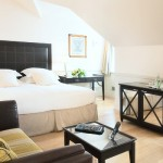 Grand Hotel Sitea, camere. Eleganza, charme e dettagli di lusso nell'atmosfera magica di Torino.