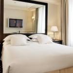 Grand Hotel Sitea, junior suite. Ambienti preziosi per i clienti più esigenti.