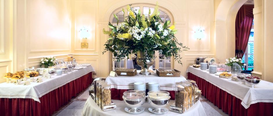 Grand Hotel Sitea, prima colazione. Un dolce buongiorno per tutti i nostri ospiti.