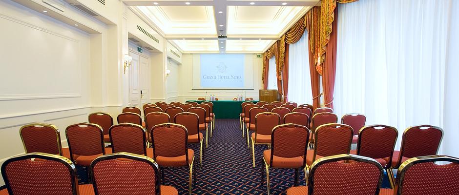 Grand Hotel Sitea, Centro congressi per conferenze, meeting ed eventi: qualità per il vostro business.