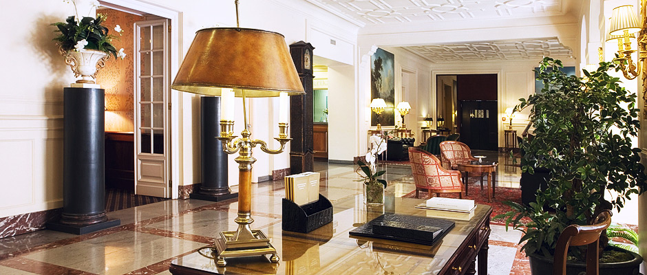 Grand Hotel Sitea un Grand Hotel nel centro di Torino.