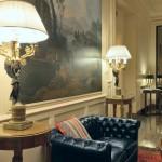 Grand Hotel Sitea, Dettaglio Hall.